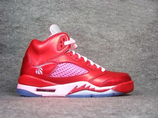 Air Jordan 5 Retro GS - Valentine's Day