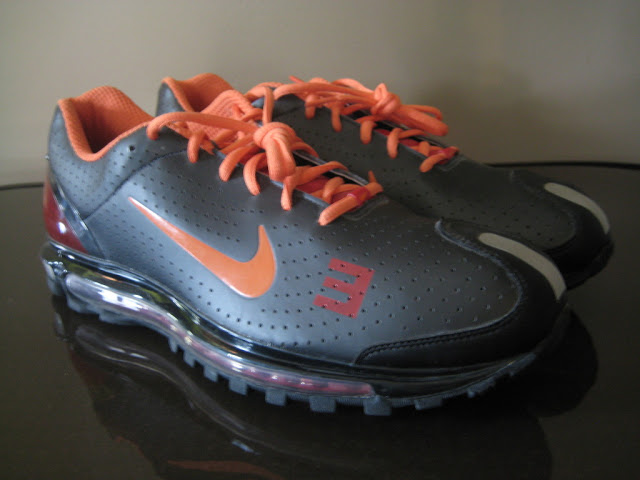 best service 68c18 c5214 The 2006 Eminem Charity Air Max series was closed out with an  Eminem-branded version of the Air Max 2003. The runner had a black base  with orange accents, ...