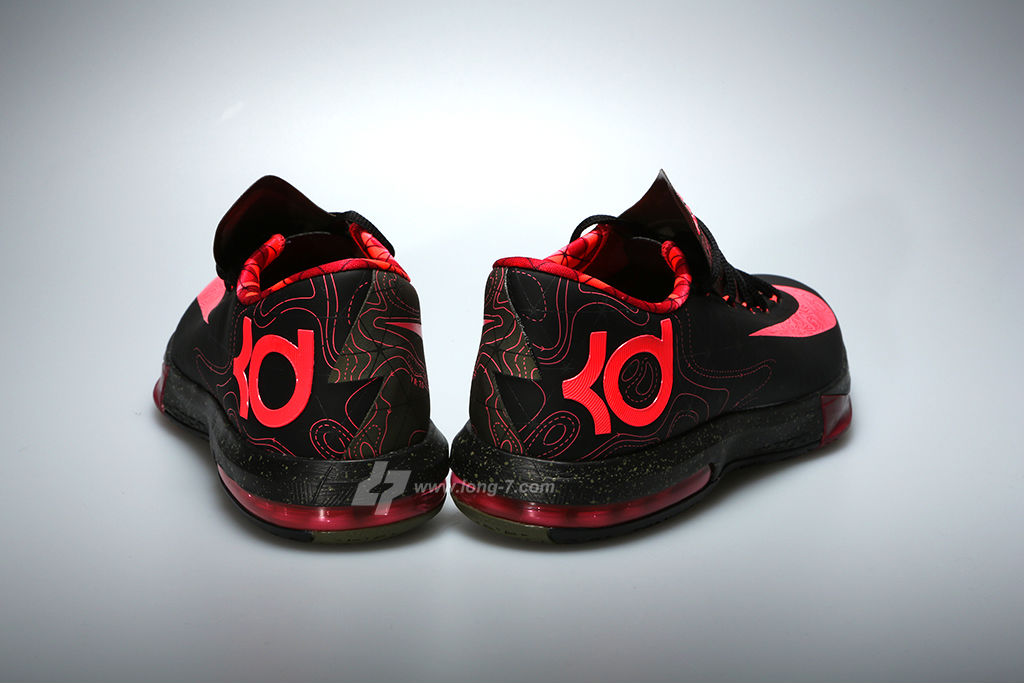 black and red kd 6