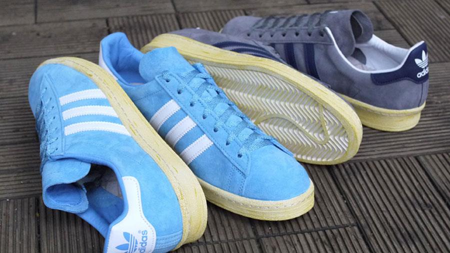 buy online aabd5 e113f adidas Originals x mita sneakers - Campus 80s Fall 2012