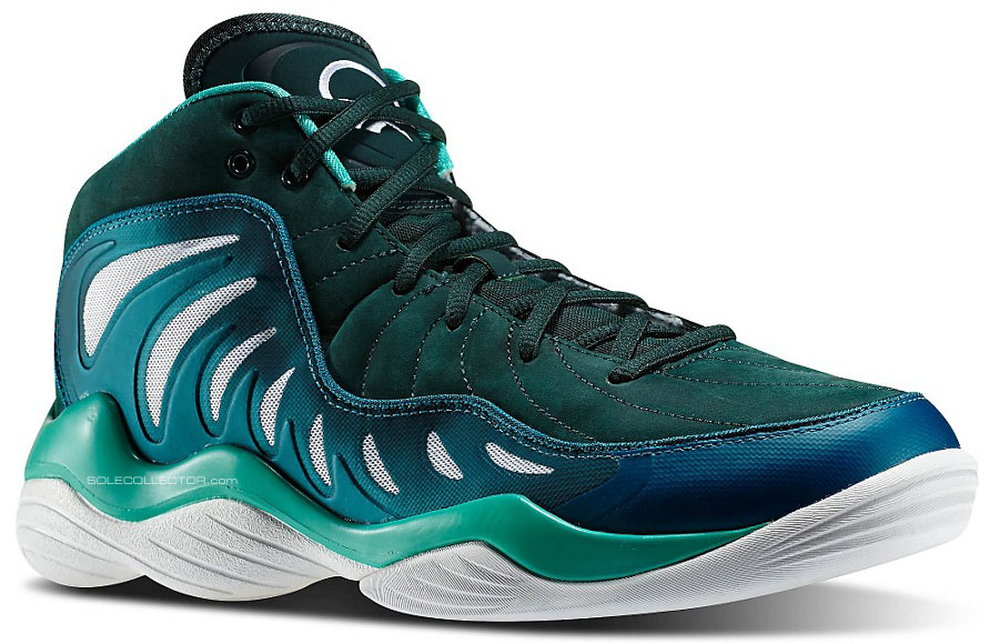 Reebok Answer XIV 14 Green.Blue (1)