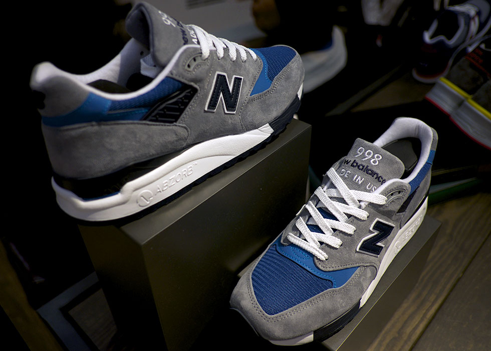 New Balance Reveals Great American Novels Collection at Archives Event (8)