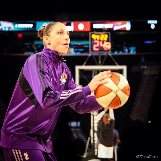 Diana Taurasi for Keez on Sports