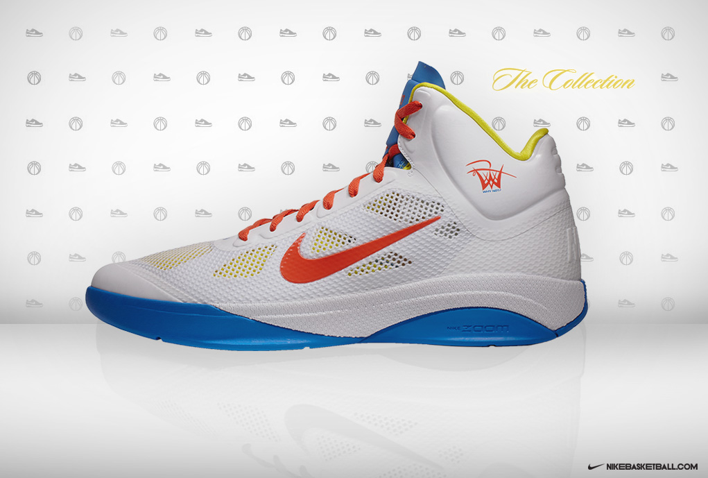 "Nike Zoom Hyperfuse - Russell Westbrook ""Home"" PE 