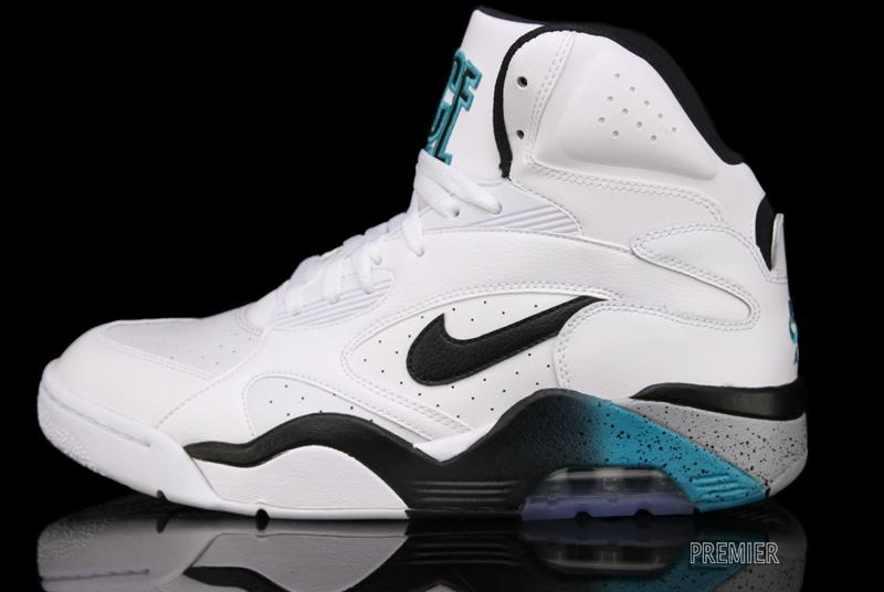 Nike Air Force 180 Mid - White / Black / Wolf Grey | Sole ...