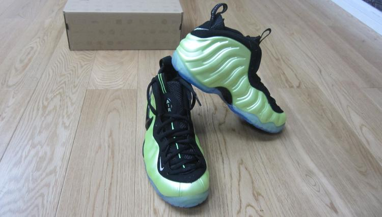 info for 95e04 11e52 Nike Air Foamposite Pro Electric Green 624041-300 ...