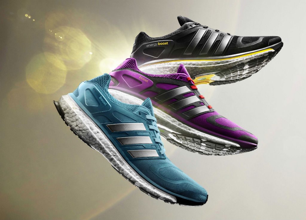 adidas Officially Unveils BOOST & The New Energy Boost Running Shoe (6)