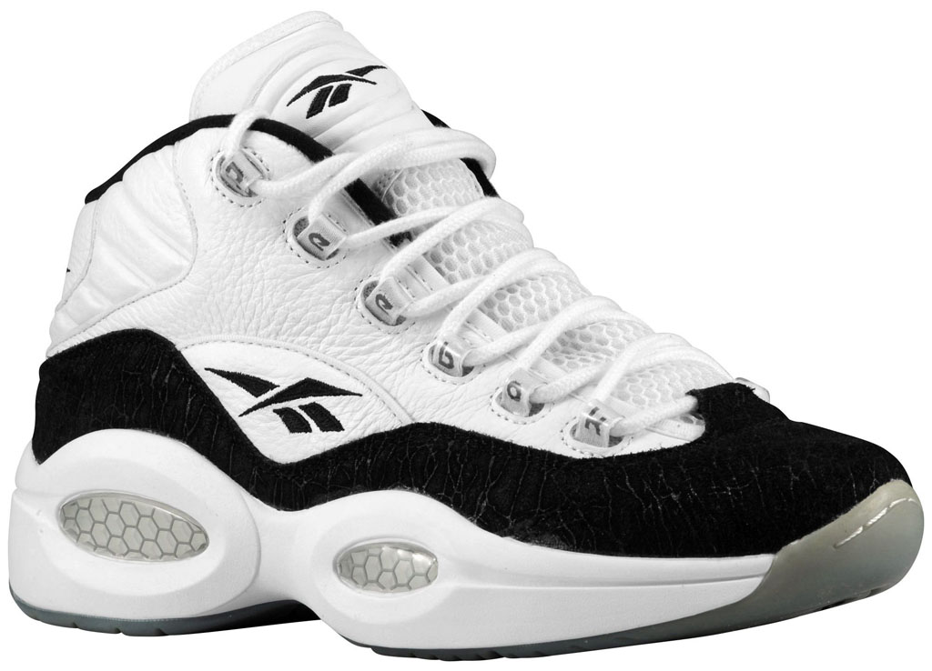A History of Reebok Question Colorways  7e8b33318