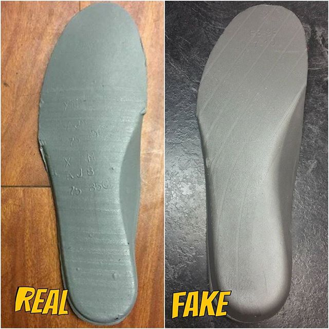 d6c6930abdcb How To Tell If Your  Bordeaux  Air Jordan 7s Are Real or Fake