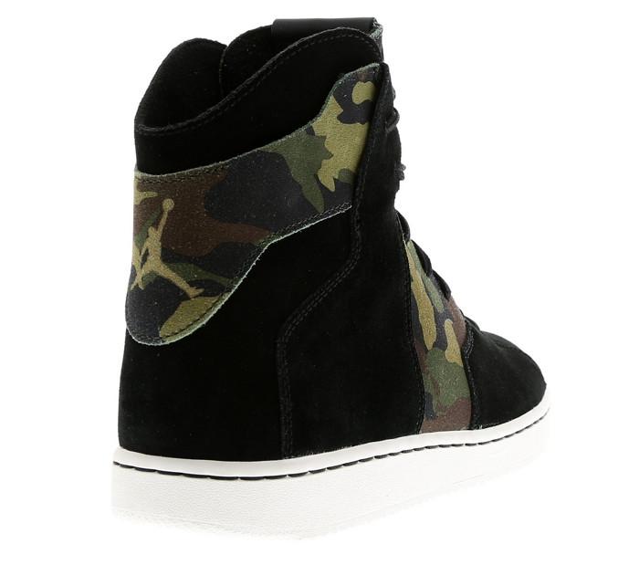 Jordan Westbrook 0.2 Black Camo Heel