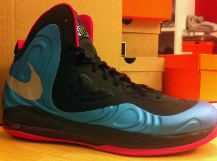 quality design 105ba d404c Nike Air Max Hyperposite - Fall 2012 | Sole Collector