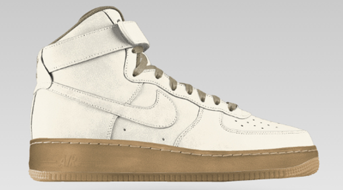 b8d00a26bf2 Nike Lets You Design Your Own Duckboot Air Force 1s | Sole Collector