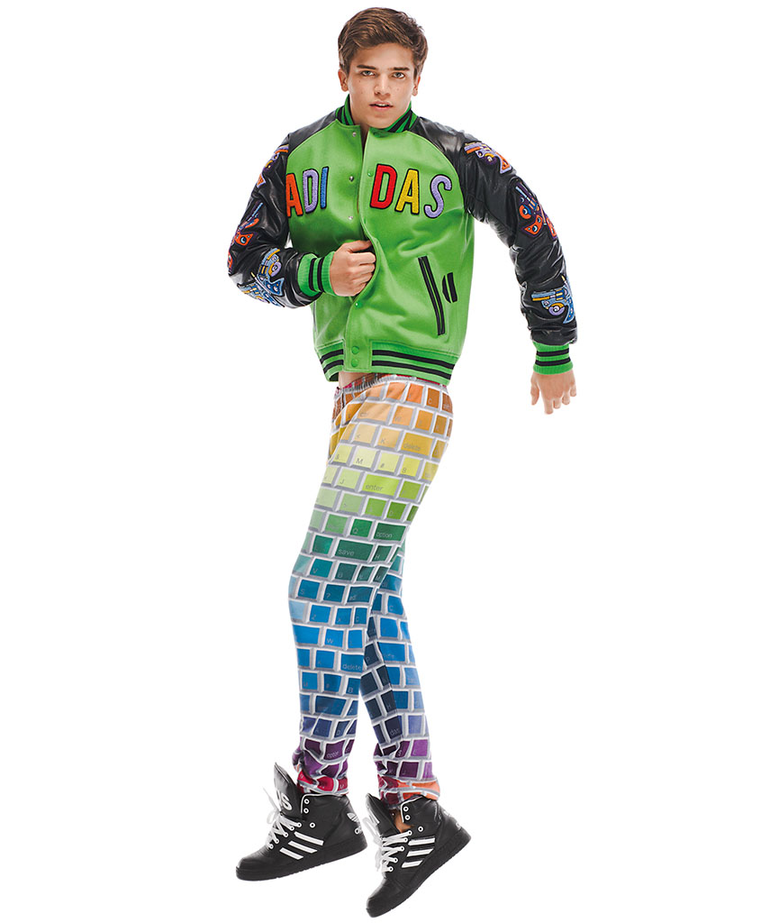 adidas Originals by Jeremy Scott Fall/Winter 2012 Preview (3)