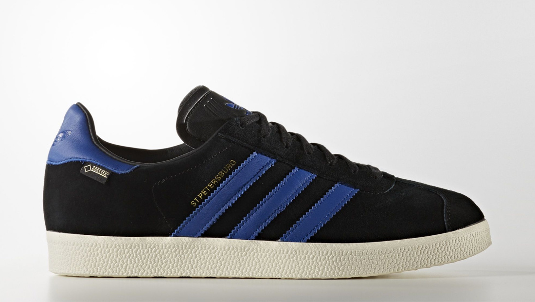 adidas Gazelle GTX St. Petersburg Sole Collector Release Date Roundup