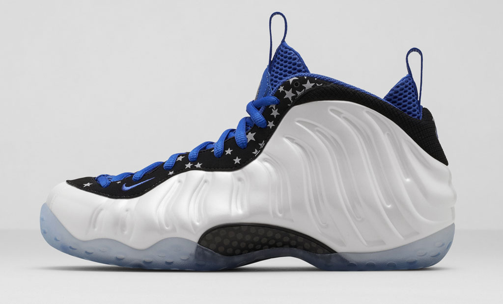 Nike Penny Shooting Stars Pack - Air Foamposite One (1)