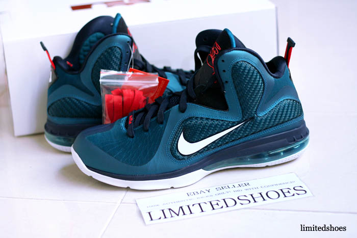 Lebron 9 Red And Blue