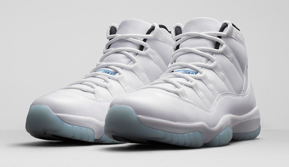 An Official Look at the  Legend Blue  Air Jordan 11 Retro  916641c0c