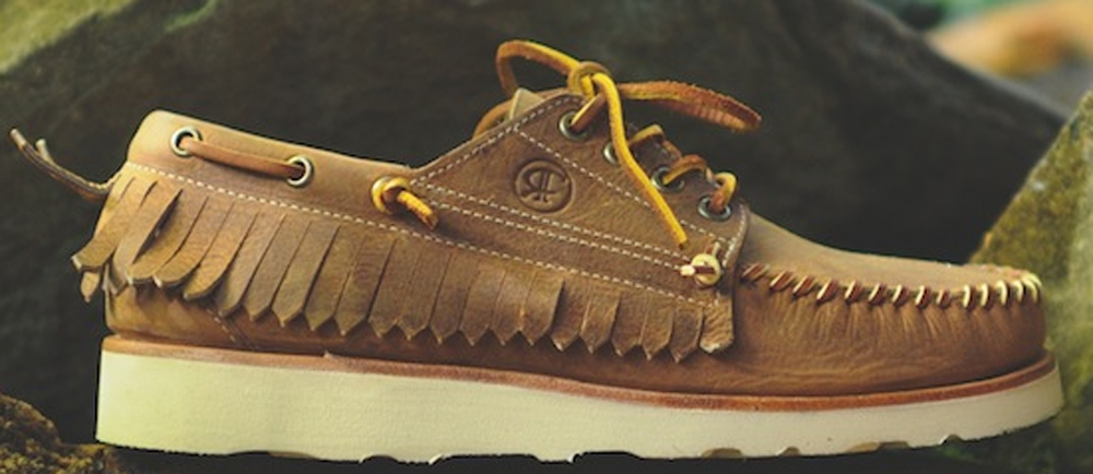 Sebago Pancho Brown/Brown