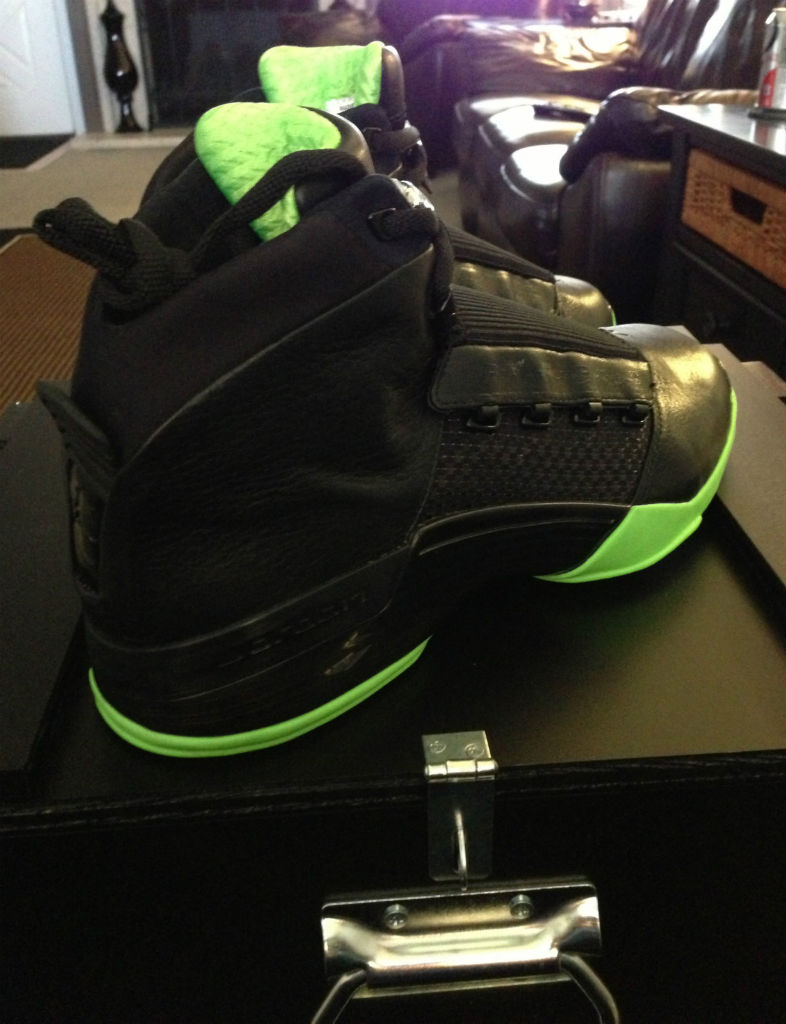 Air Jordan Retro XVII 17 - XX8 Days of Flight (9)