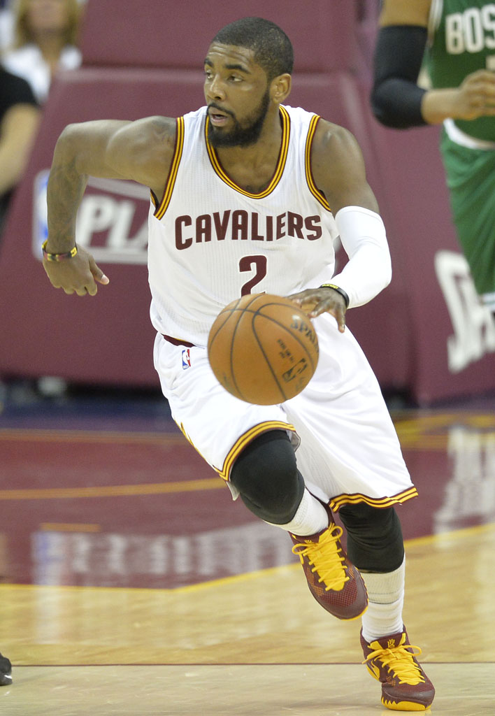 9cc4f09b7a9 SoleWatch  Kyrie Irving Has Another Big Playoff Game in Nike Kyrie 1 ...