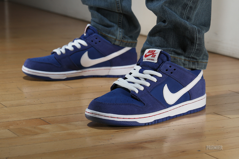 more photos 8e00b 6d166 Ishod Wair Nike SB Dunks Images via Premier