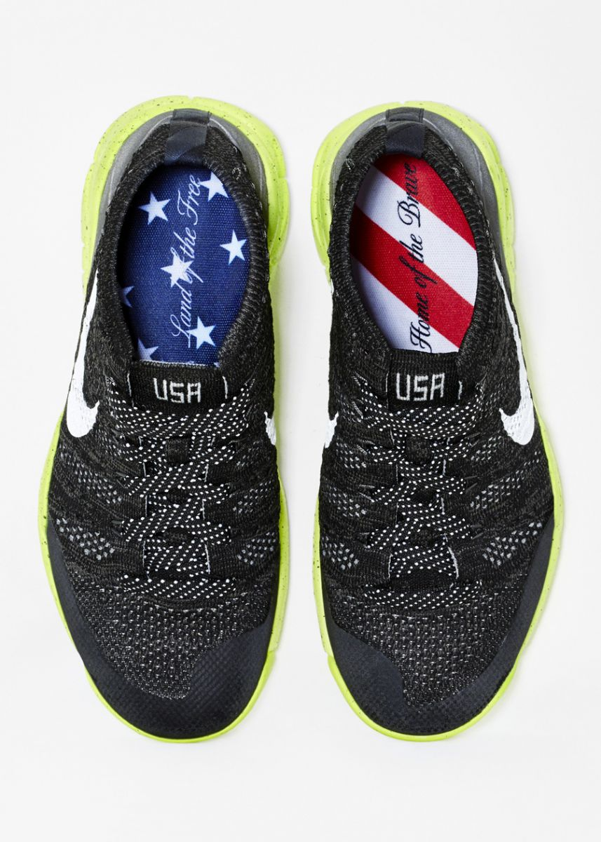 Nike Flyknit Trainer Chukka FSB for USA Medal Stand at ...