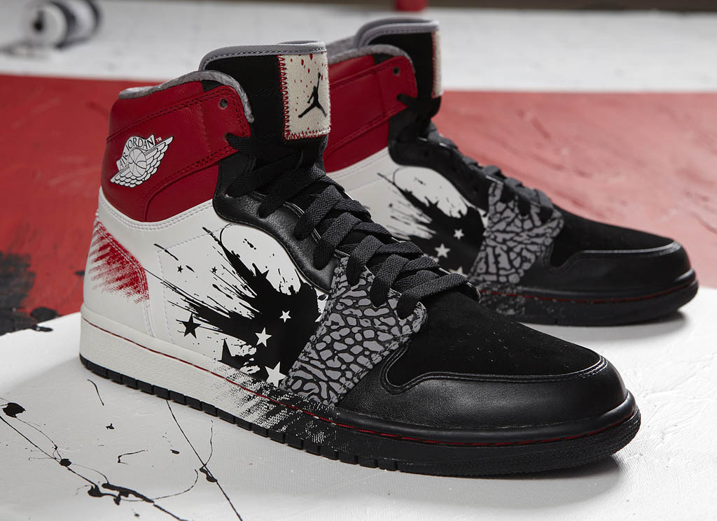 Air Jordan Retro 1 I DW Dave White (4)