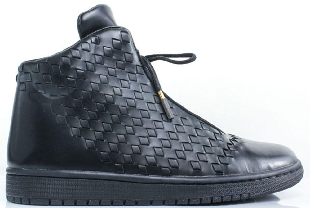 Jordan Shine Black/Black