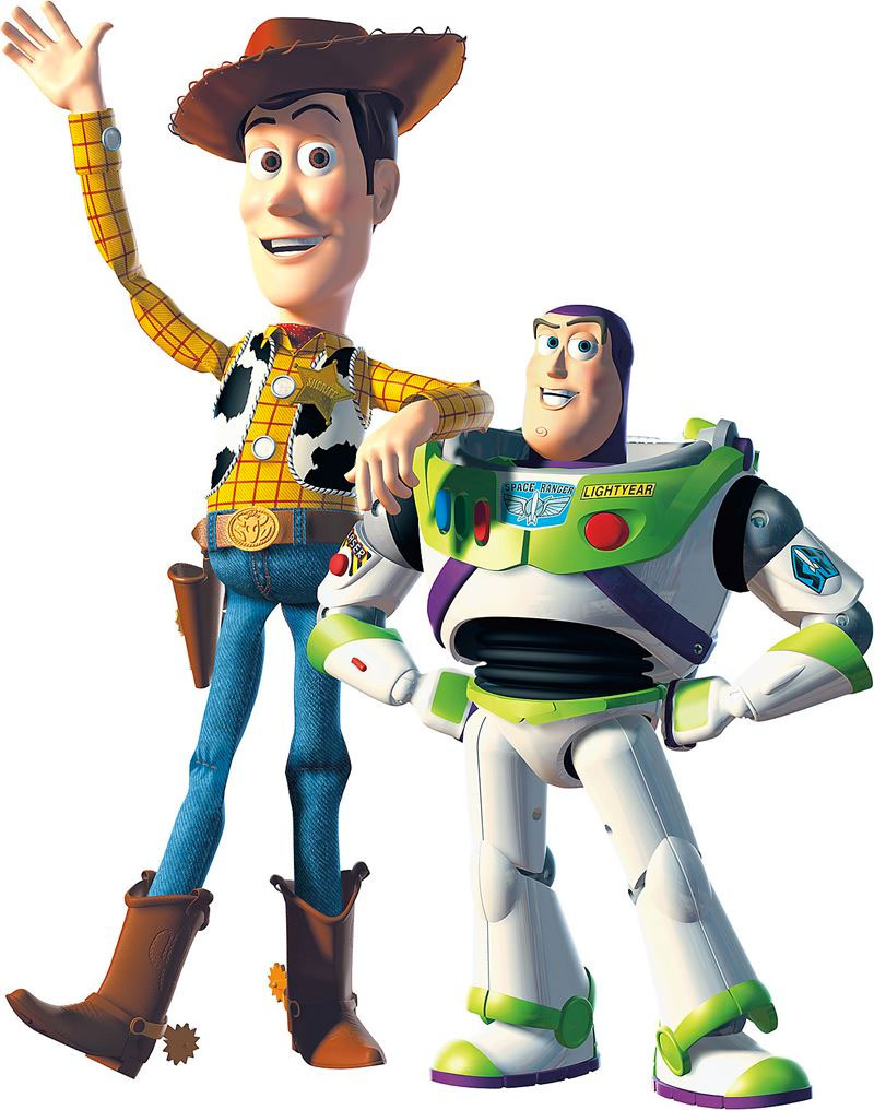 Toy Story Cracked Magazine: Two Of The Most Hyped Sneakers Were Just Given Toy Story