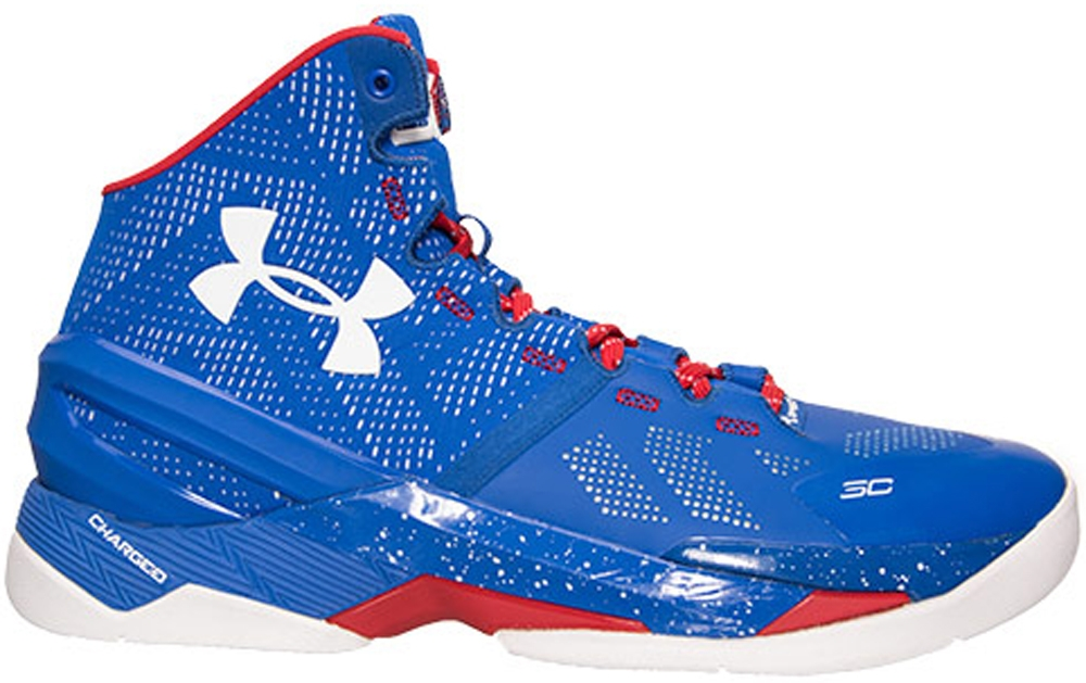 Under Armour Curry 2 Providence Road