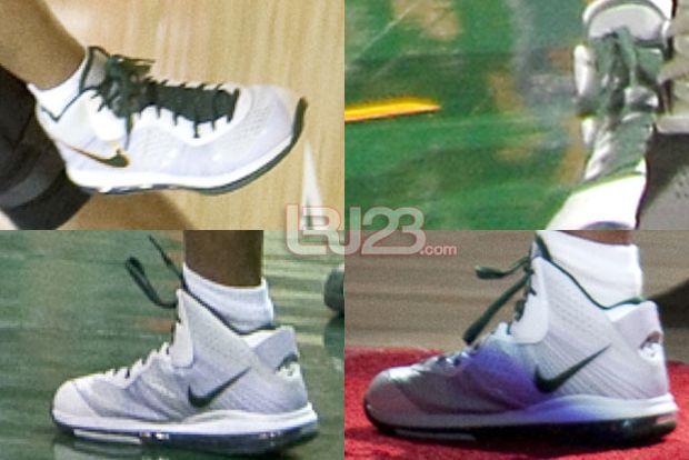 0381fce57af Nike LeBron 8 V 2 - Swin Cash Home PE