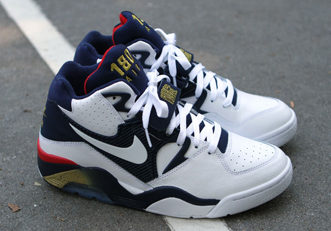 The Top 10 Strapped Sneakers of All-Time: Nike Air Force 180 Low