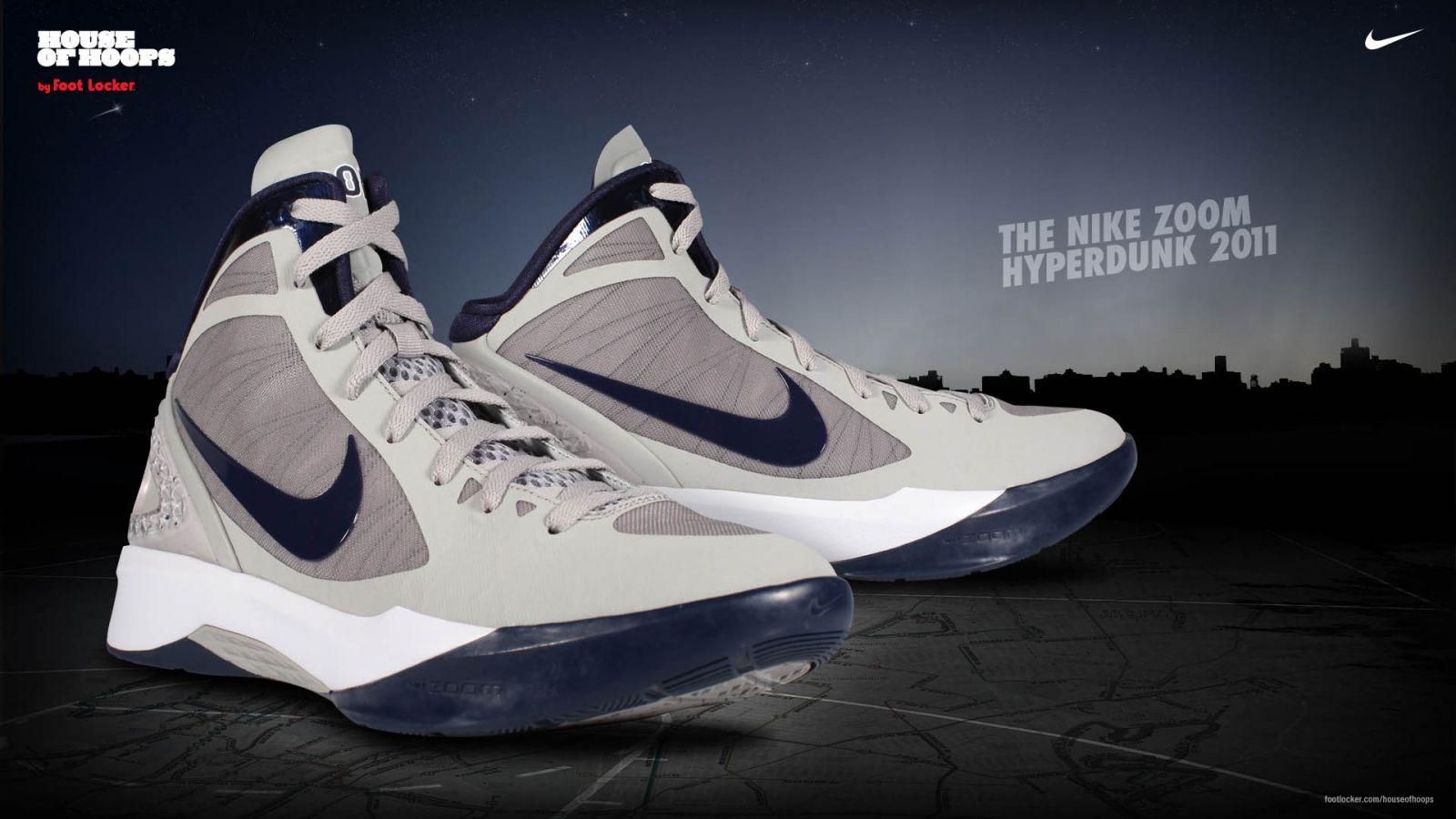 buy online 616c9 a5a0c Nike Zoom Hyperdunk 2011 - 5 Boroughs Pack -