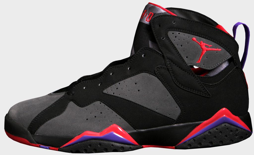 low priced 6d883 a7c9a Air Jordan 7 Retro DMP  60+ Bulls . Colorway  Black Dark Charcoal-True Red