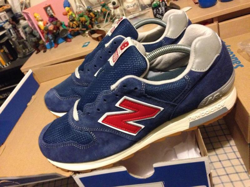 New Balance Dark Royal
