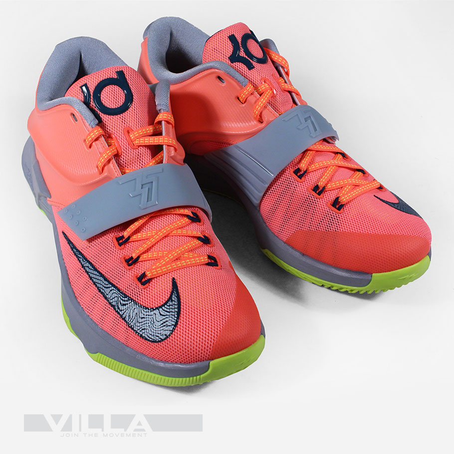 75ecda1b4374 Nike KD 7 Heats Up To 35