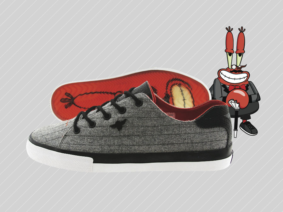 BAIT x Creative Recreation Kaplan Mr. Krabs
