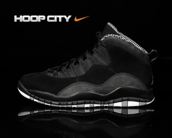 Air Jordan Retro 10 - Stealth - New Images | Sole Collector