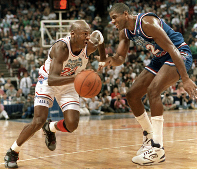 #2350 // 50 Classic Michael Jordan All-Star Game Photos (37)