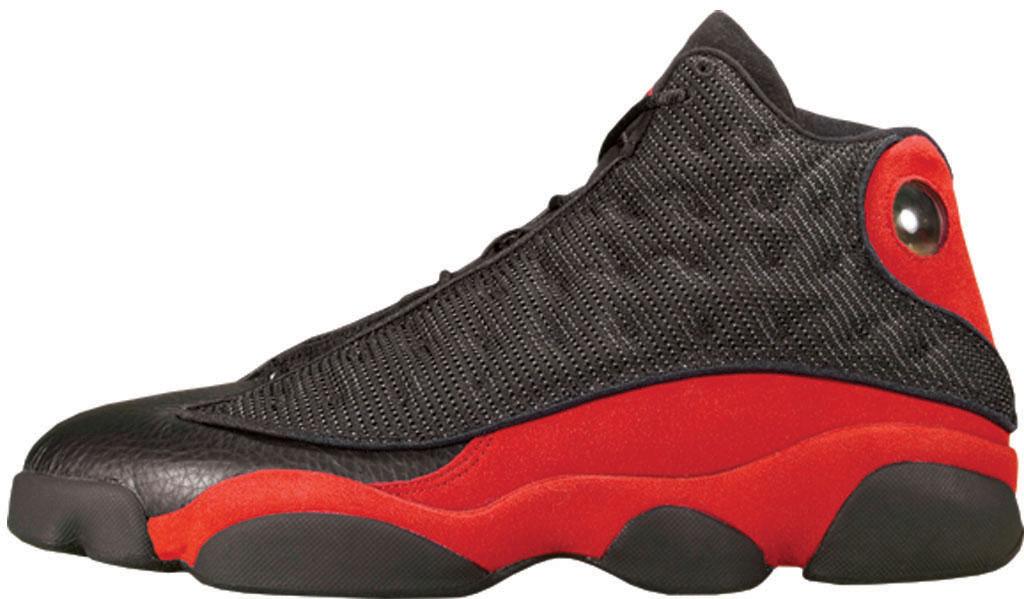 Air Jordan 13 Retro. Style Code: 309259-061. Colorway: Black/