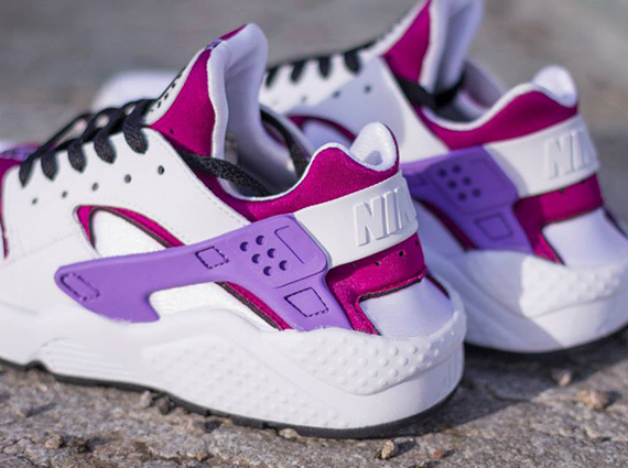 mens nike air huarache all purple