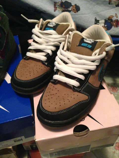 Spotlight // Pickups of the Week 12.1.12 - Nike SB Dunk Low Slam City Skates by Lead_Balloon
