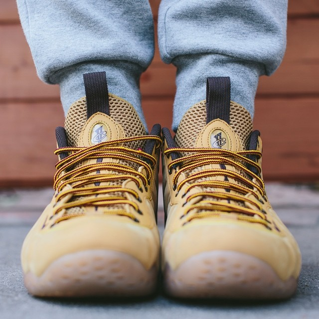 Nike Air Foamposite One Wheat (2)