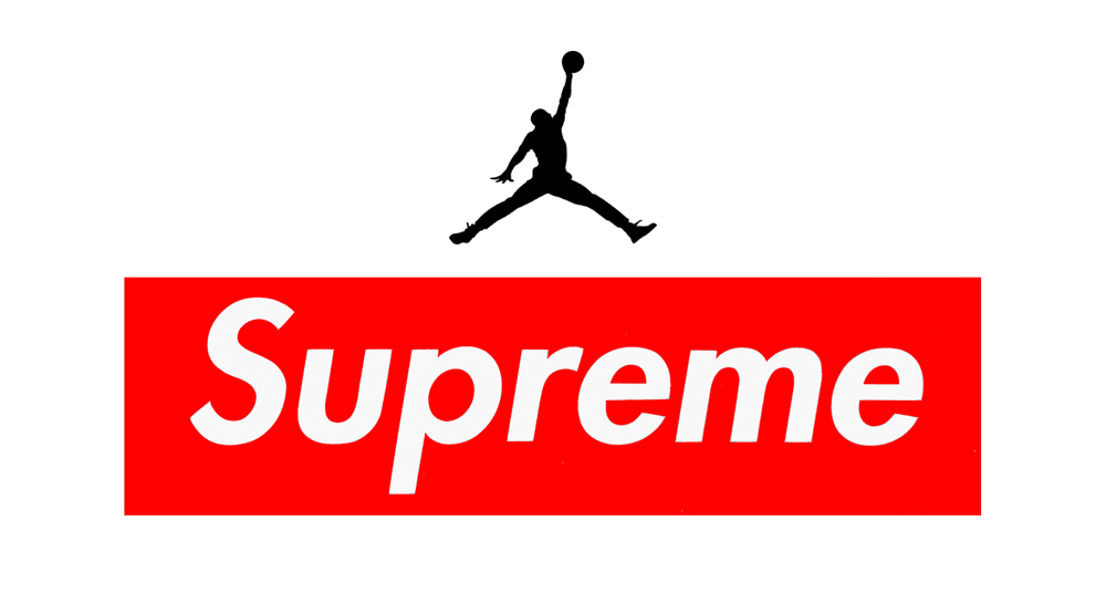 Box Logos Everywhere on Supreme's Air Jordan 5s | Sole Collector