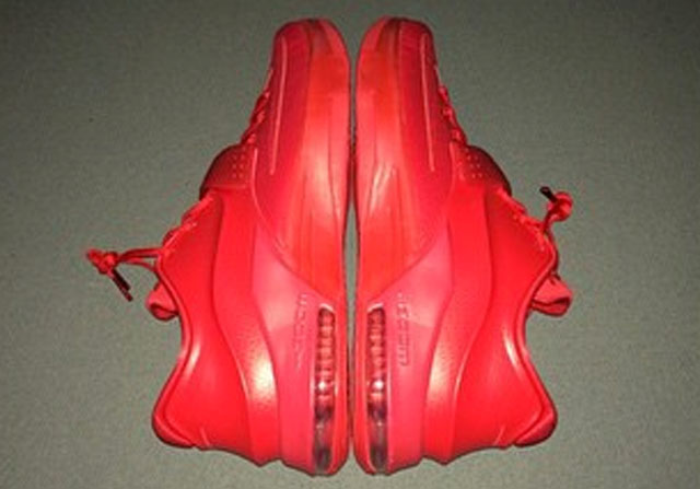 Nike KD VII 7 Red Leather Snakeskin (3)