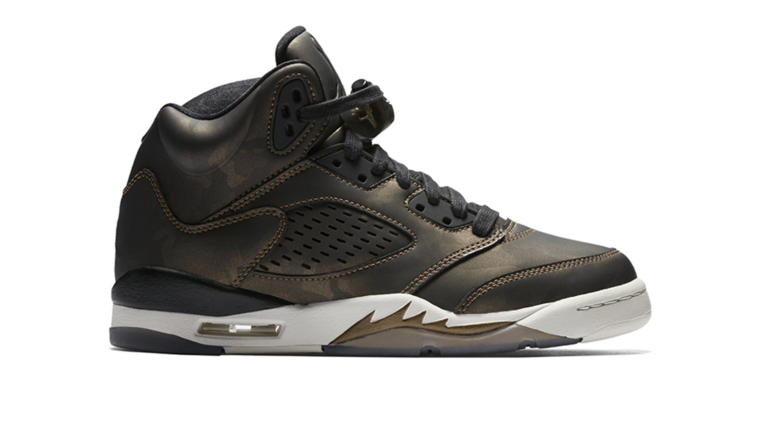 Air Jordan 5 Retro GS Heiress
