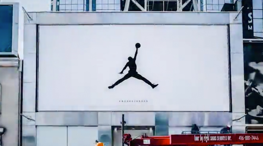 Here s a First Look at Toronto s Air Jordan Store  ddc5ae3eb