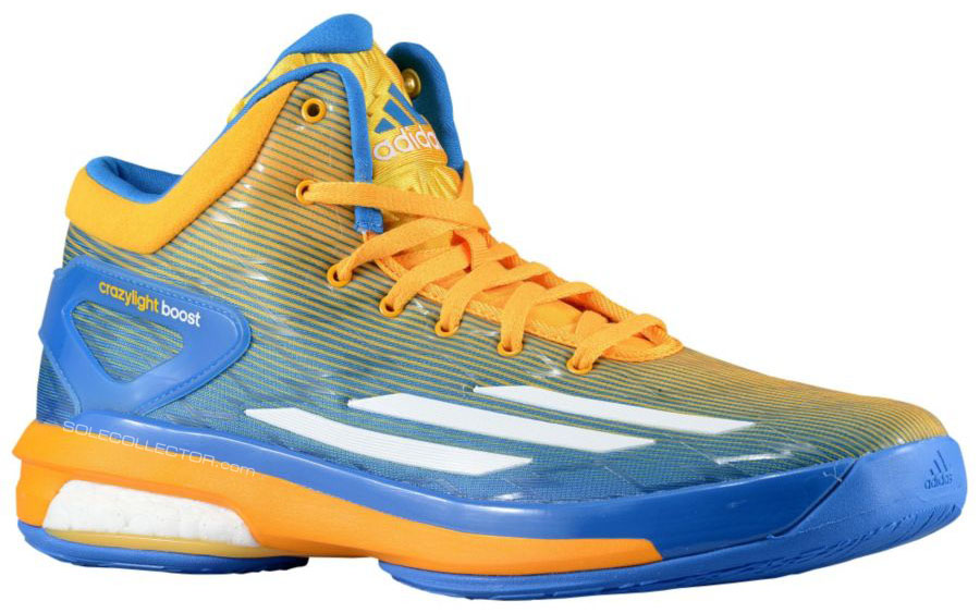 adidas Crazylight Boost NCAA UCLA Bruins
