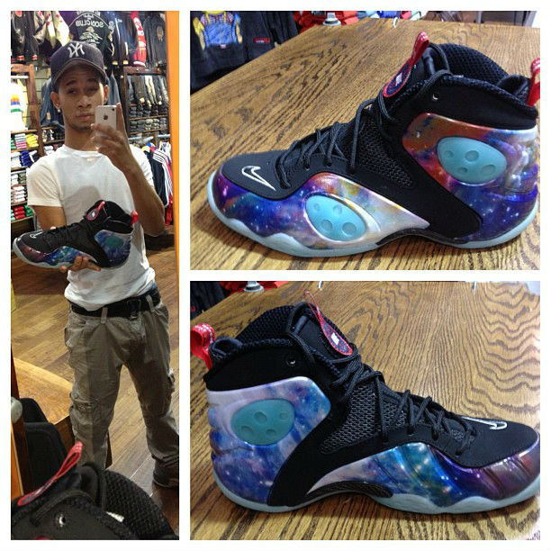 Sole Collector x Nike Zoom Rookie Galaxy Release Recap - jamainee