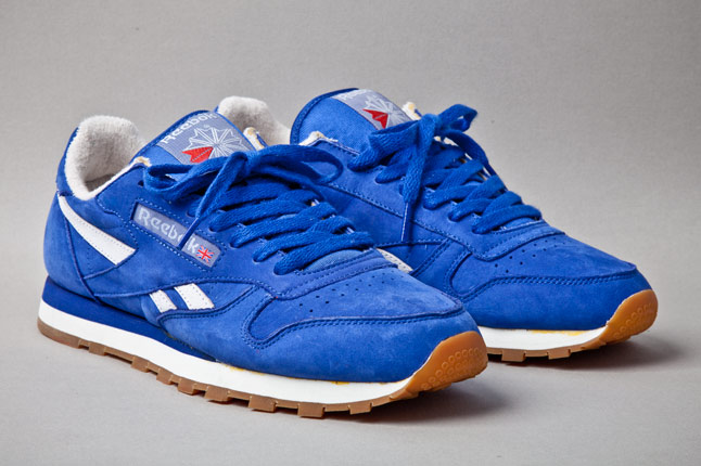Take a closer look at the new Reebok Classic Leather Vintage in